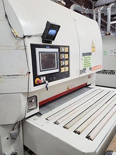 DMC Unisand K 1350.01 Wide Belt Sander