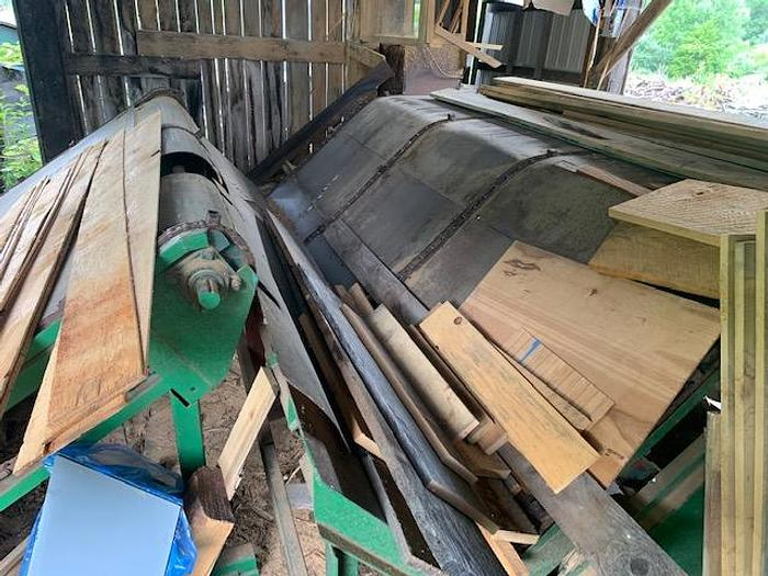 Used Equipment for a more efficient lumber line #19717