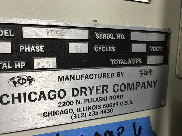 CHICAGO EDGE FEEDER