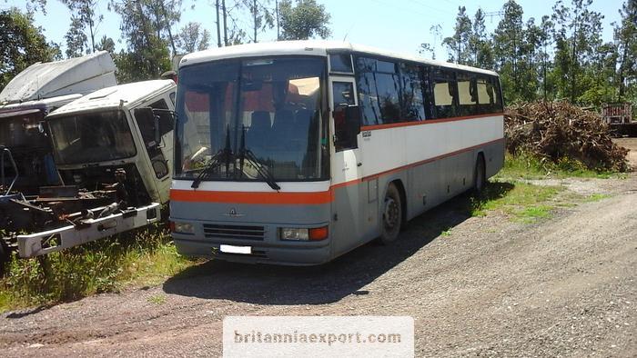 Used 1993 VOLVO B10M 250 55 seats coach bus