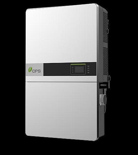 2020 New CPS Power Solar Inverters 50/60 kW, 1000 VDC String Inverters 10 year warranty