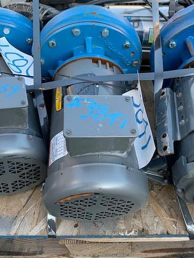 """Summit Model CC 1.5 x 2"""" Mild Steel Centrugal Pump CC"""