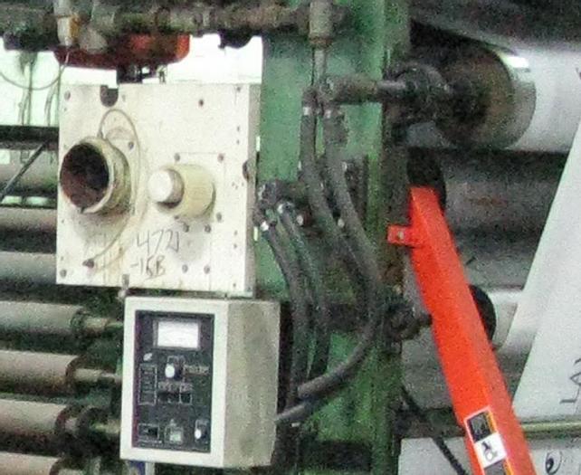 "Used 42"" Pillar Bare Roll Treater w/Sherman Power Supply stock # 4721-015B"
