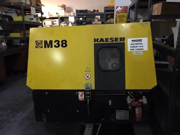 Kaeser, Year 1999, M38 Mobile Air Compressor