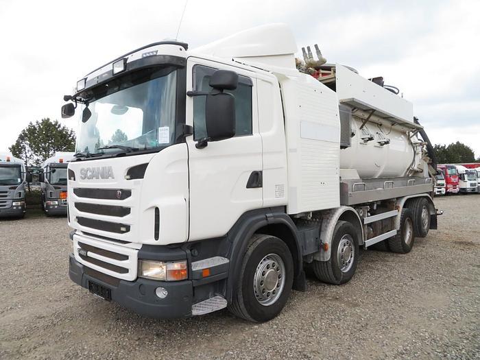 Meget god Scania G480 8X2*6 FFG ELEPHANT 14.000 L