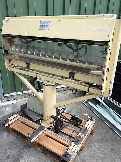 Used MAKAT guillotine