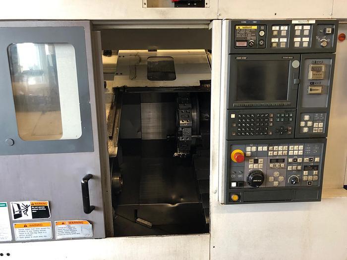 2000 CNC Drehmaschine MORI SEIKI CL-203B
