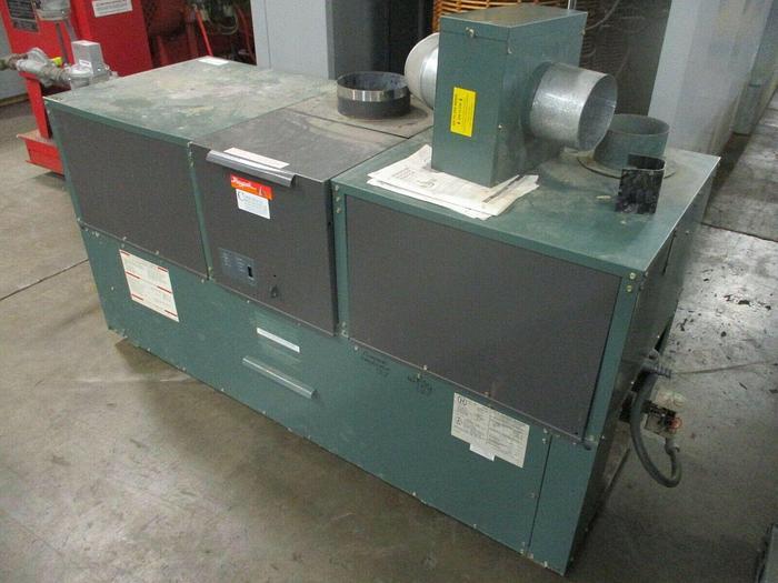 Used Raypak Hi-Delta Hot Water Boiler H3-0752 *No Side Panel*