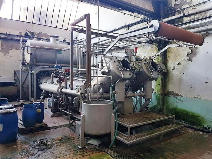 Used Jet dyeing ALLIANCE  1998  300 kgs
