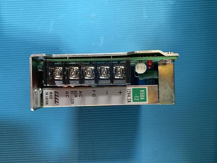 Used switching regulator elco k50a-12