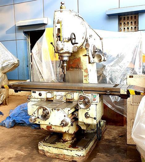 Tos FA4V Vertical Milling Machine