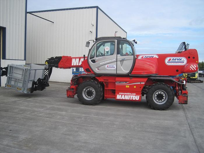 Used Manitou MRT 2550+ - 25m reach
