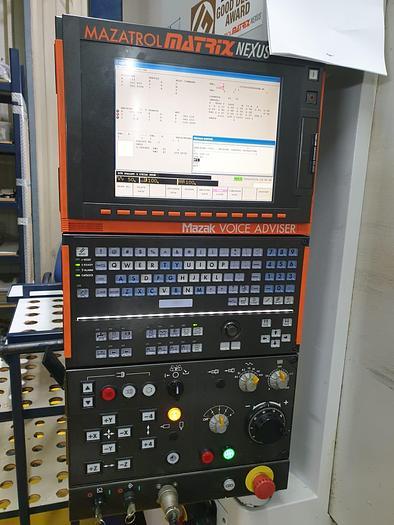 2008 MAZAK Nexus HCN 5000 II