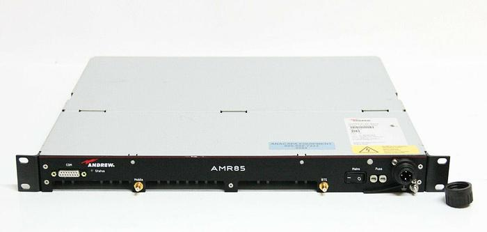 Used Andrew Commscope AMR85 B+BE Multi-Band Repeater 230V 7513204-0003 USED (6994) R