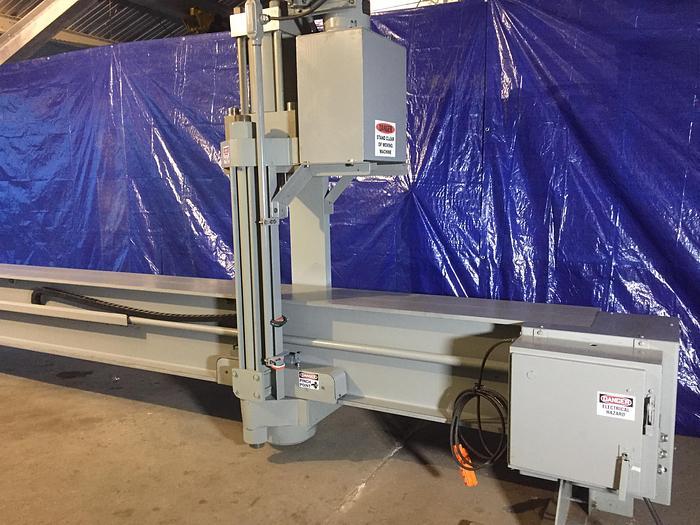 120 Ton HPM / Parker - Hannifin  Twin Column Hydraulic Straightening Press