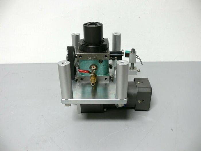 Used Tung Lee 5IK90GU-C Induction Motor w/ 4.5D 20127 6-270 Gear Unit Assembly
