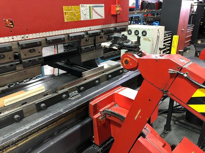 1997 88 Ton Amada Astro-100 FBD-III-8025 CNC Robotic Press Brake