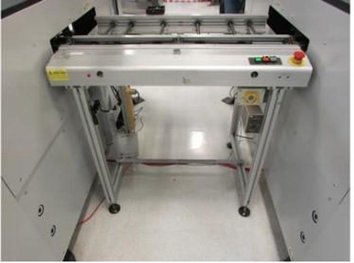 Used NUTEK / LYNX  NTM510ICL-10-2-2HW 1 Meter, 2 section, variable speed