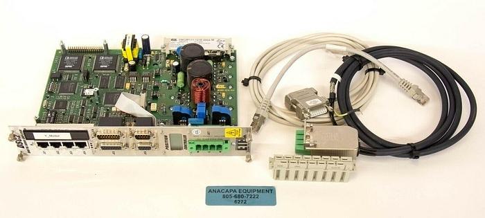 Used Etel DSC2 Digital Servo Amplifier Position Controller DSC2P111-121E-