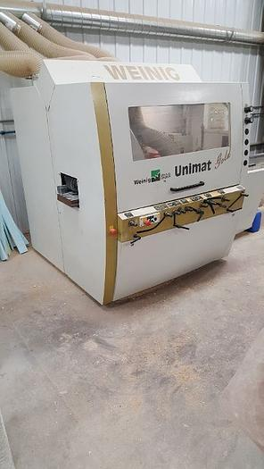 Weinig Gold 5 Head Moulder