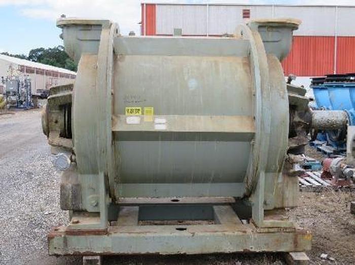 Used NASH 904 S1 S/S VACUUM PUMP 12000 CFM