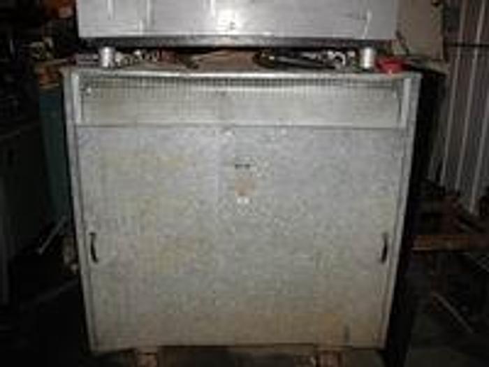 Used 290 Kva Extruder Isolation Transformer, Type DV
