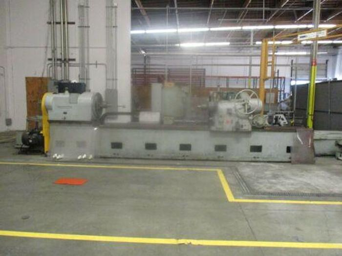 "CINCINNATI 36"" X 120"" CNC ROLL / CYLINDRICAL GRINDER WITH XTRA TOOLING FANUC 0"