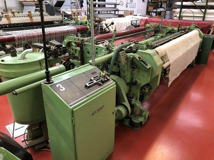 Gebraucht DORNIER Greiferwebmaschine, Typ GTVM/E – EDU panel