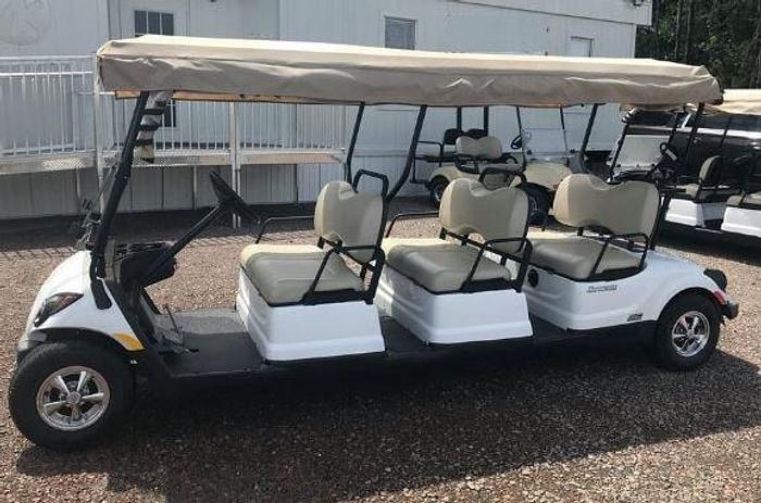 Used 2016 Yamaha G29 Golf Cart
