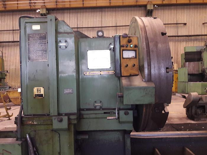 1978 Heavy duty lathe 2000X10000  CNC H. ERNAULT-SOMUA