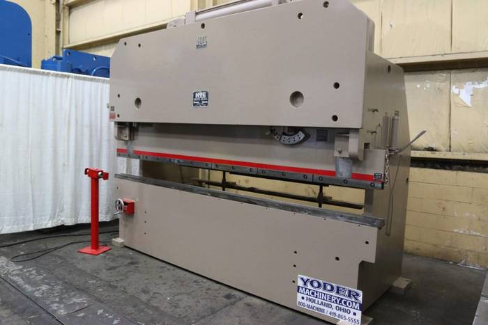 Htc 200 Ton Hydraulic Press Brake 200 12h In Florida