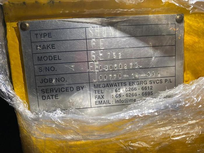 GE Drilling motors
