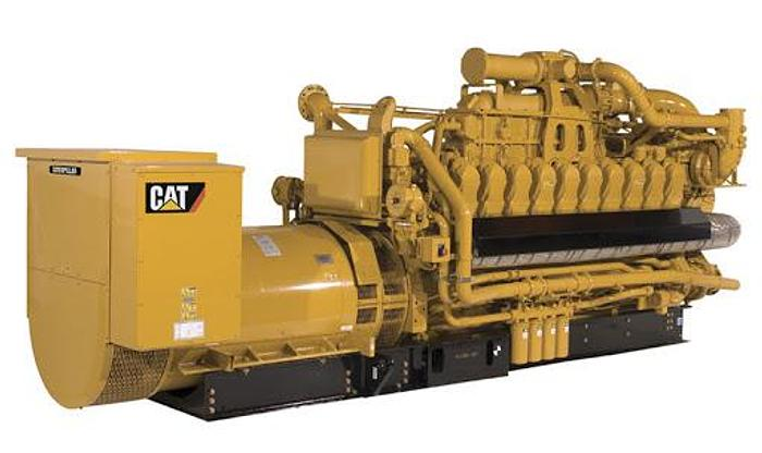 1.99 MW 2018 New Caterpillar 3520C Natural Gas Generator