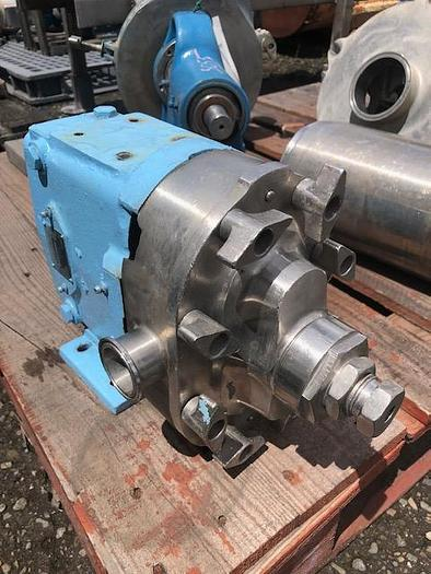 Used Waukesha 30 Pump 30