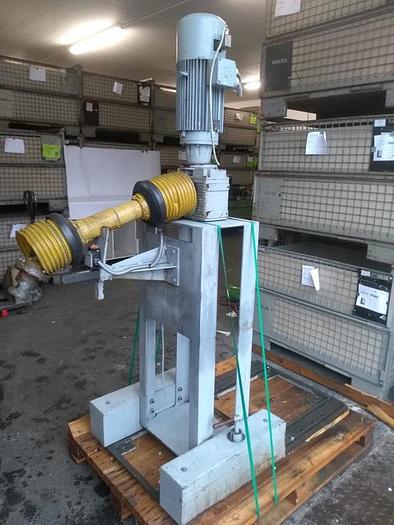 Gebraucht Antriebseinheit mit Getriebe und mobiler Leistungsabnahme,  Flender ATB Loher