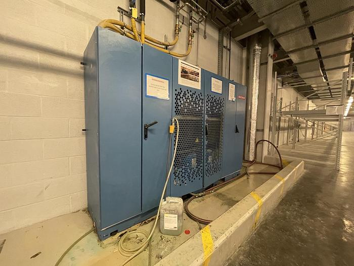 Used BALDWIN HighLiner 25 W SD Dampening System