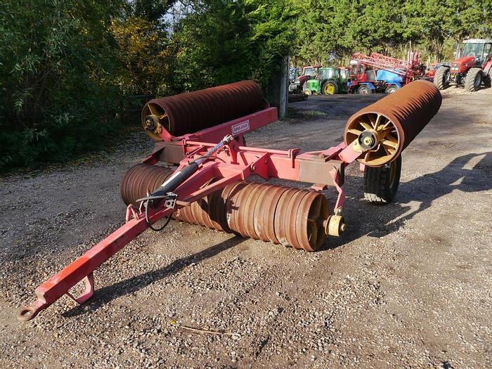Used Vaderstad Super Jumbo 620 Cambridge Rolls