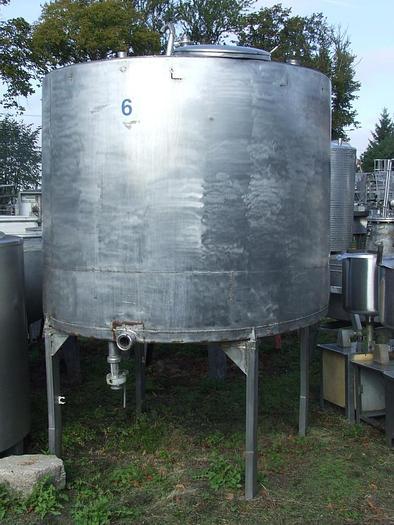 Used Zbiornik 3.000 l