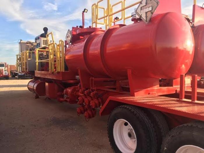 2012 Rolligon Acid Pump