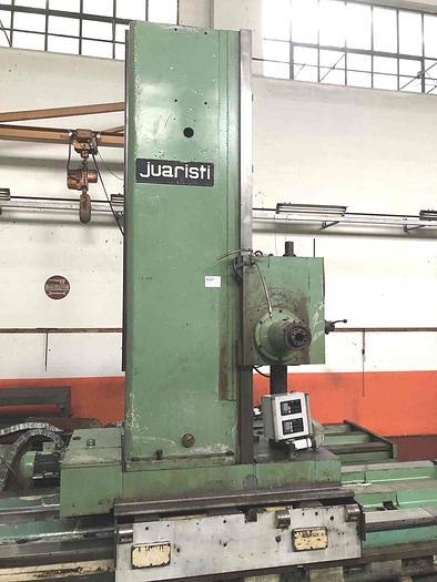 Used Borer Horizontal Floor Type Juaristi