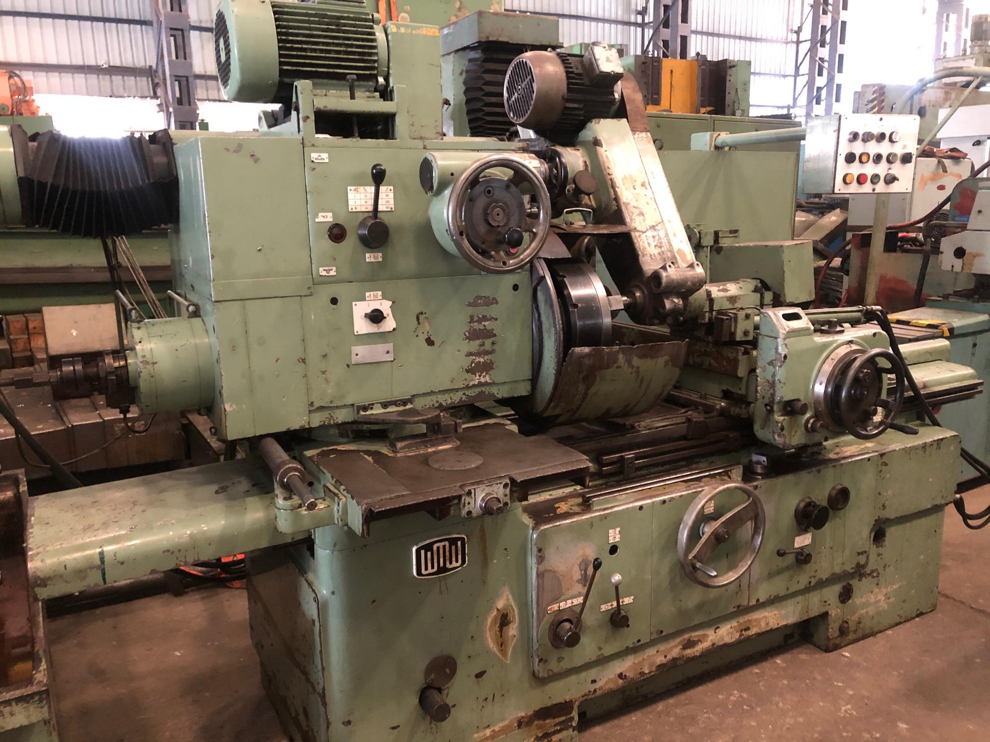 Used WMW SIP 400/500 Internal Grinder