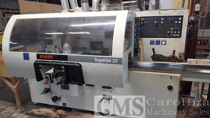Used SCMI Superset 23