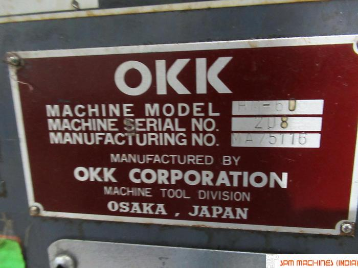 OKK HM60S HMC - 2001