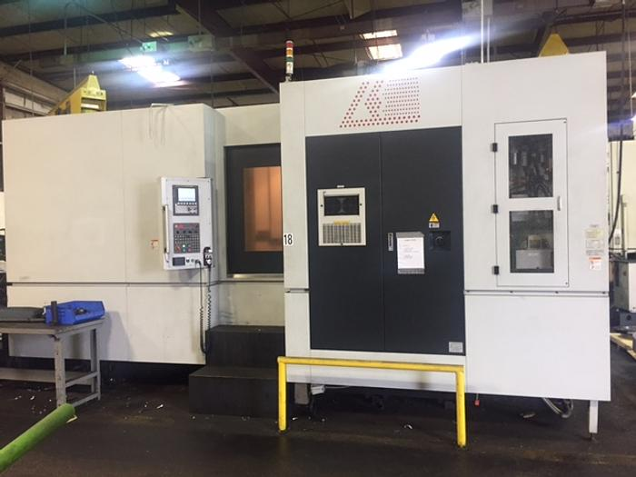 2012 LK Horizontal Machining Center HT-630