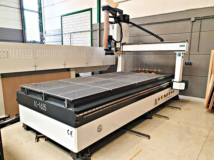 Used CNC Router CC 1635 - 2020
