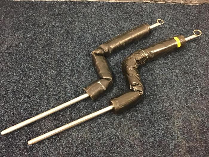 Eschmann Lithotomy Poles pair