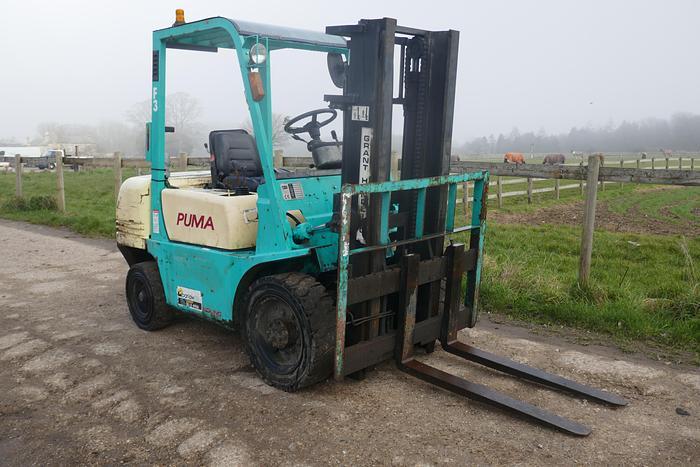 Used 1998 PUMA FD30