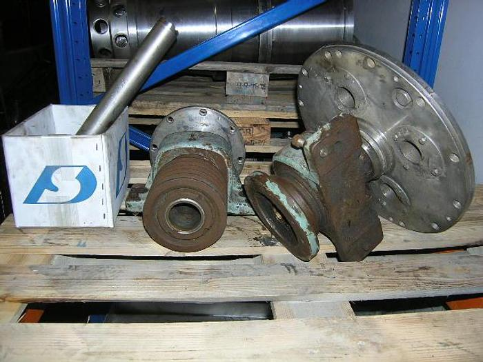 Used Alfa Laval NX314 parts: