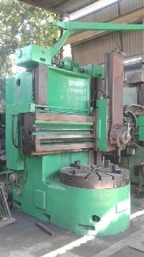 Used Lathe Vertical Turning