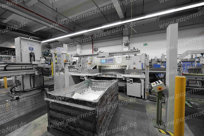 Gebraucht (CVC-145) - Guillotine Sheet Cutter